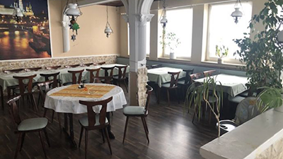 Wohn- und Geschäftshaus mit Gaststätte in Neuenstein