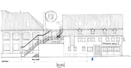 Wohn- und Geschäftshaus in Künzelsau - Stadtmitte